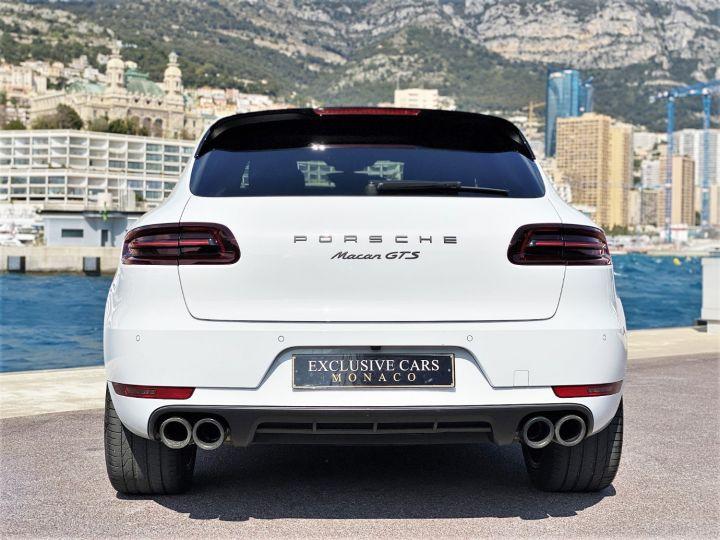 Porsche Macan GTS 3.0 V6 PDK 360 CV - MONACO Blanc - 14