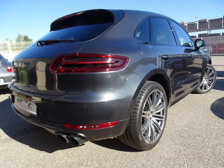 Porsche Macan GTS 3.0L 360PS PDK FULL Options gris anthracite métallisé - 8