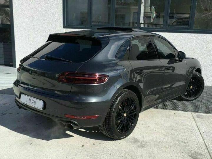 Porsche Macan GTS PASM TOIT OUVRANT  gris métallisé  - 9