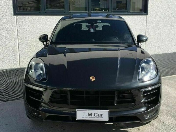 Porsche Macan GTS PASM TOIT OUVRANT  gris métallisé  - 11