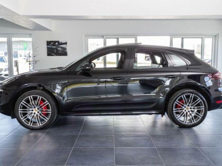 Porsche Macan gts * toit ouvrant * 1 main  noir jais métallisé  - 2