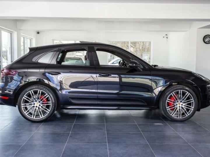 Porsche Macan gts * toit ouvrant * 1 main  noir jais métallisé  - 6