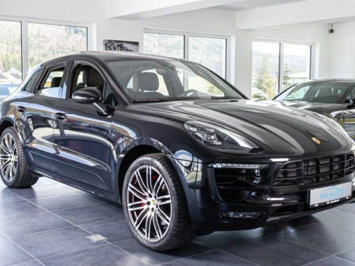Porsche Macan gts * toit ouvrant * 1 main  noir jais métallisé  - 7
