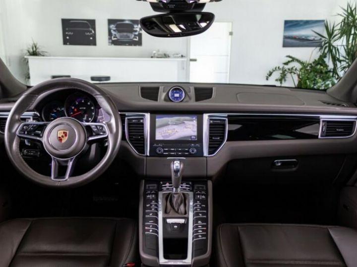 Porsche Macan gts * toit ouvrant * 1 main  noir jais métallisé  - 8
