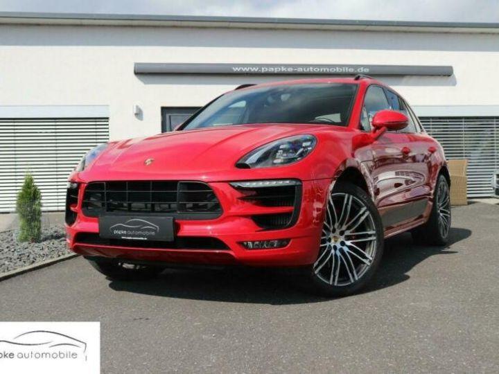 Porsche Macan GTS TOIT OUVRANT * GARANTIE *  rouge - 1