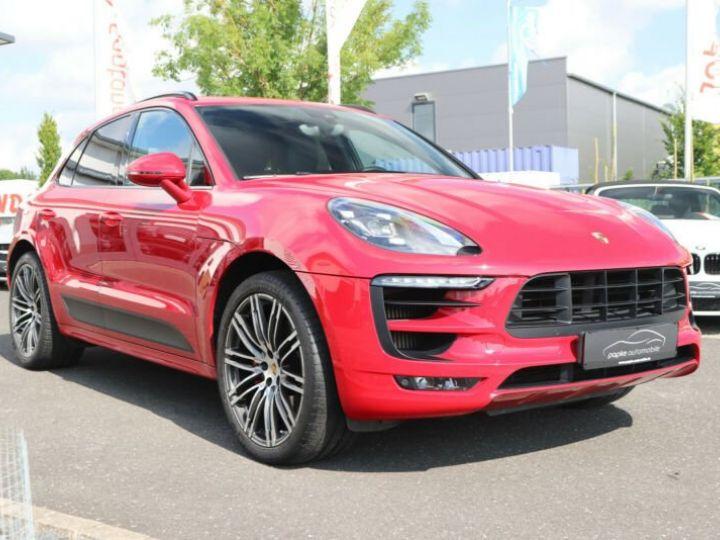 Porsche Macan GTS TOIT OUVRANT * GARANTIE *  rouge - 2