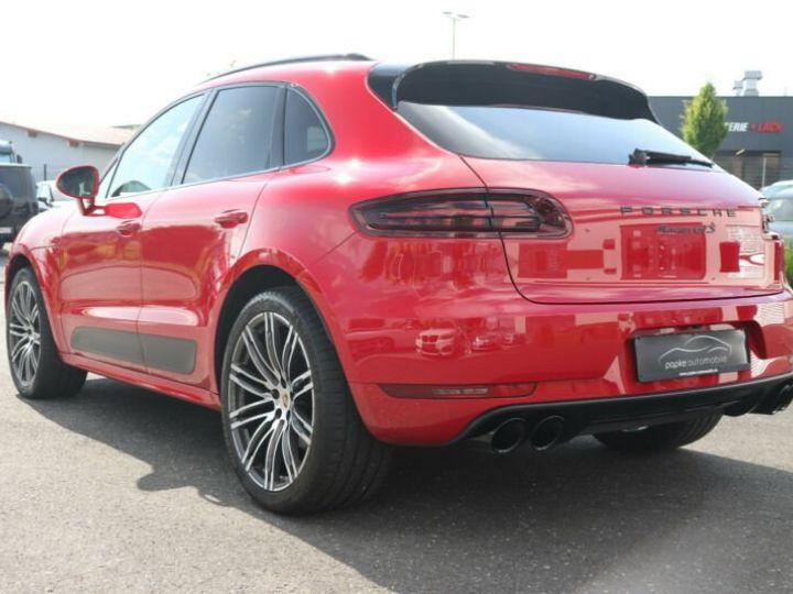 Porsche Macan GTS TOIT OUVRANT * GARANTIE *  rouge - 5