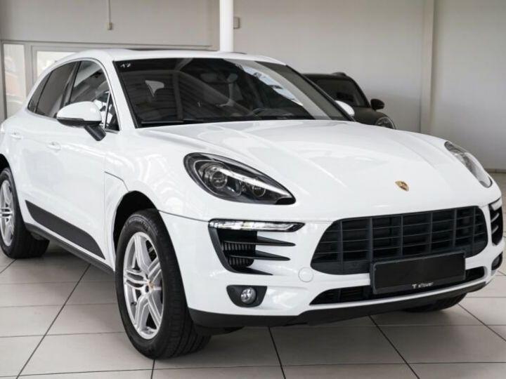 Porsche Macan # Inclus Carte Grise, Malus écolo et livraison à domicile # Blanc - 1