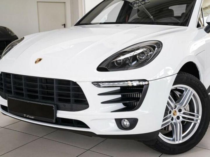 Porsche Macan # Inclus Carte Grise, Malus écolo et livraison à domicile # Blanc - 3