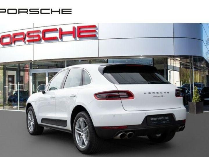 Porsche Macan # Inclus Carte Grise, malus écolo et livraison à votre domicile # Blanc - 2