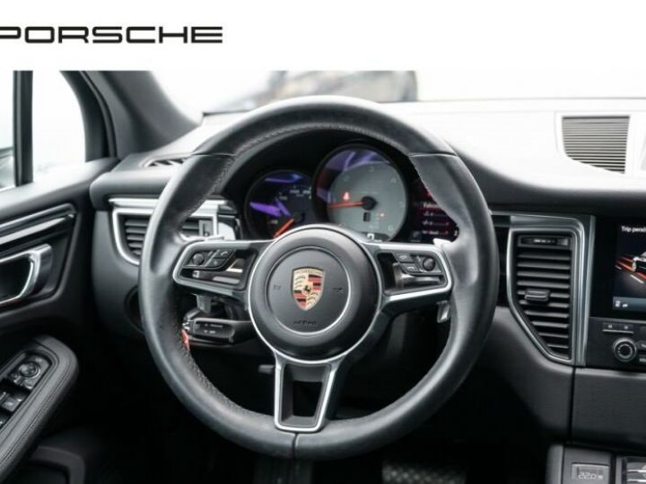 Porsche Macan # Inclus Carte Grise, malus écolo et livraison à votre domicile # Blanc - 4