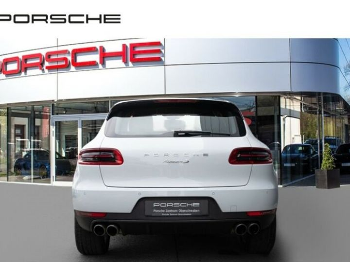 Porsche Macan # Inclus Carte Grise, malus écolo et livraison à votre domicile # Blanc - 13