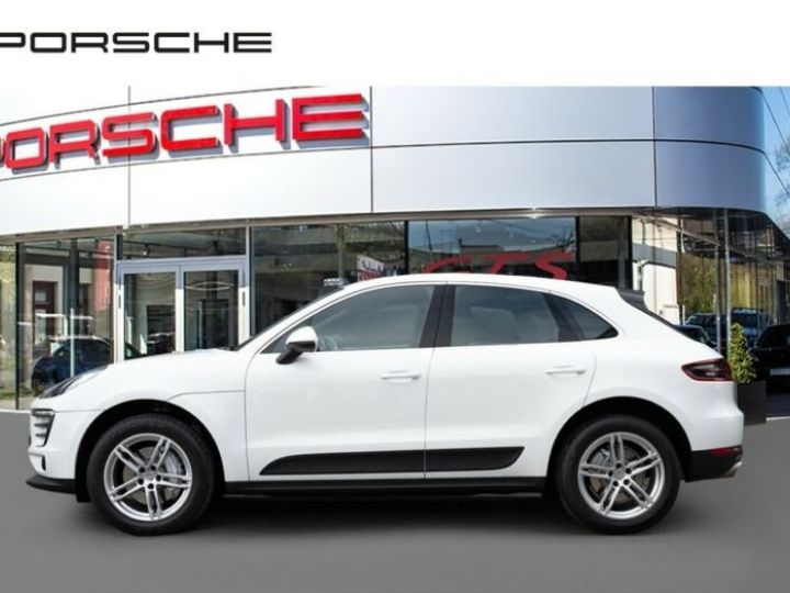 Porsche Macan # Inclus Carte Grise, malus écolo et livraison à votre domicile # Blanc - 14