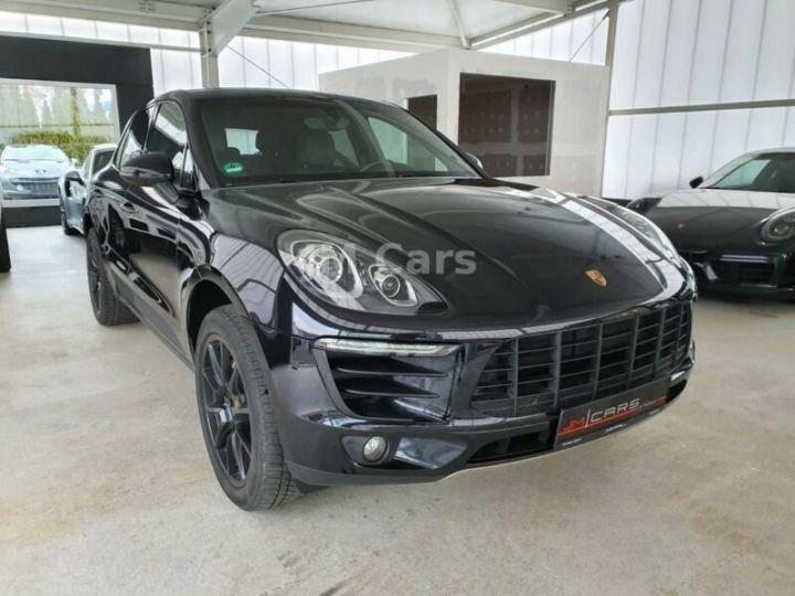 Porsche Macan # Inclus Carte Grise, Malus écolo et livraison à votre domicile #  Noir Peinture métallisée - 2