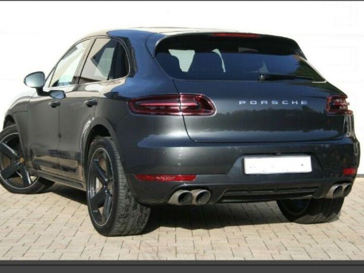 Porsche Macan # Inclus Carte Grise, Malus écolo et livraison à votre domicile # 1ere Main Gris Peinture métallisée - 2
