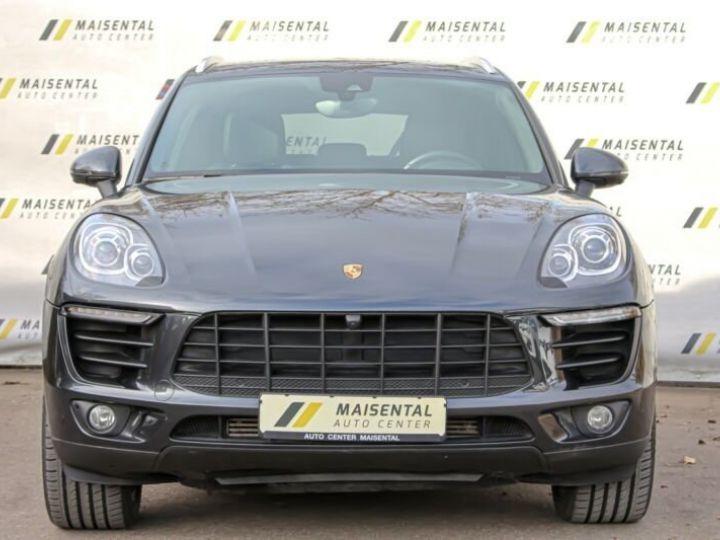 Porsche Macan # Inclus Carte Grise, Malus écolo et livraison à votre domicile # 1ere Main Noir Peinture métallisée - 2