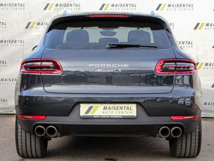 Porsche Macan # Inclus Carte Grise, Malus écolo et livraison à votre domicile # 1ere Main Noir Peinture métallisée - 5