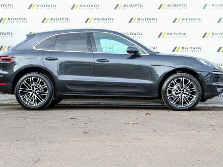 Porsche Macan # Inclus Carte Grise, Malus écolo et livraison à votre domicile # 1ere Main Noir Peinture métallisée - 6