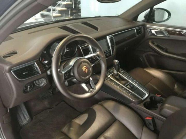Porsche Macan # inclus CG, Malus écolo et livraison à domicile # Bleu Peinture métallisée - 3