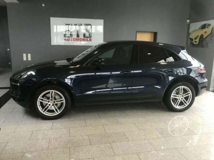 Porsche Macan # inclus CG, Malus écolo et livraison à domicile # Bleu Peinture métallisée - 5