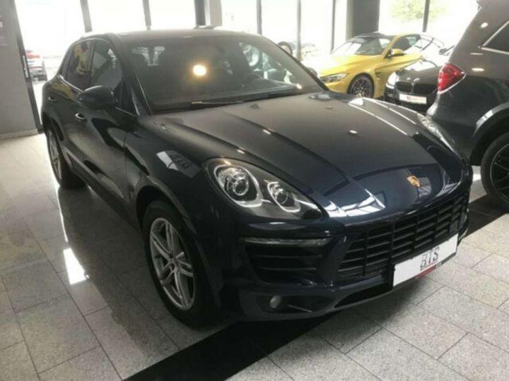 Porsche Macan # inclus CG, Malus écolo et livraison à domicile # Bleu Peinture métallisée - 6