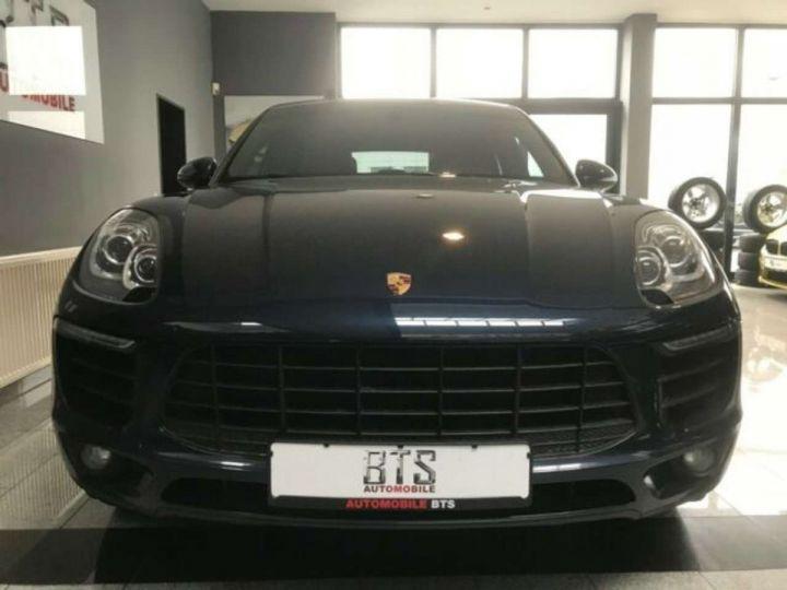 Porsche Macan # inclus CG, Malus écolo et livraison à domicile # Bleu Peinture métallisée - 7