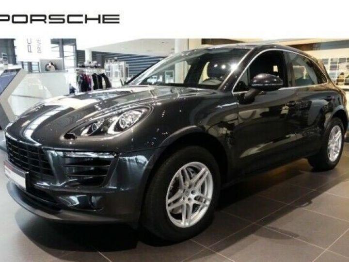 Porsche Macan # Inclus livraison à votre domicile et carte grise # 1ere Main Gris Peinture métallisée - 1