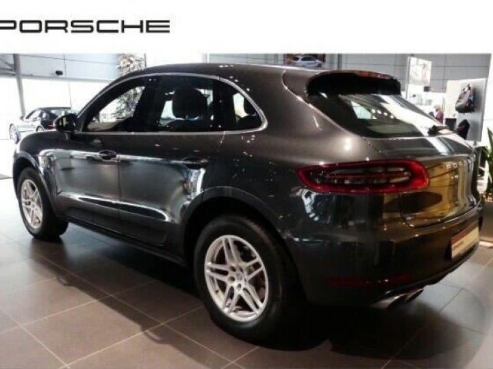 Porsche Macan # Inclus livraison à votre domicile et carte grise # 1ere Main Gris Peinture métallisée - 2