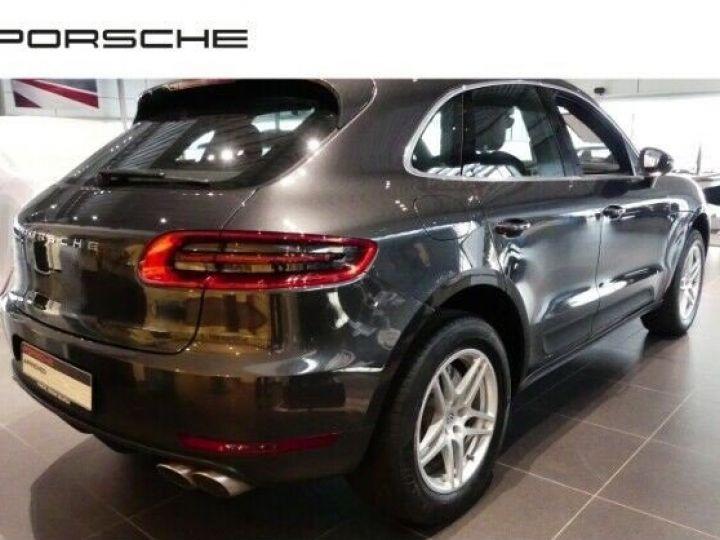 Porsche Macan # Inclus livraison à votre domicile et carte grise # 1ere Main Gris Peinture métallisée - 3