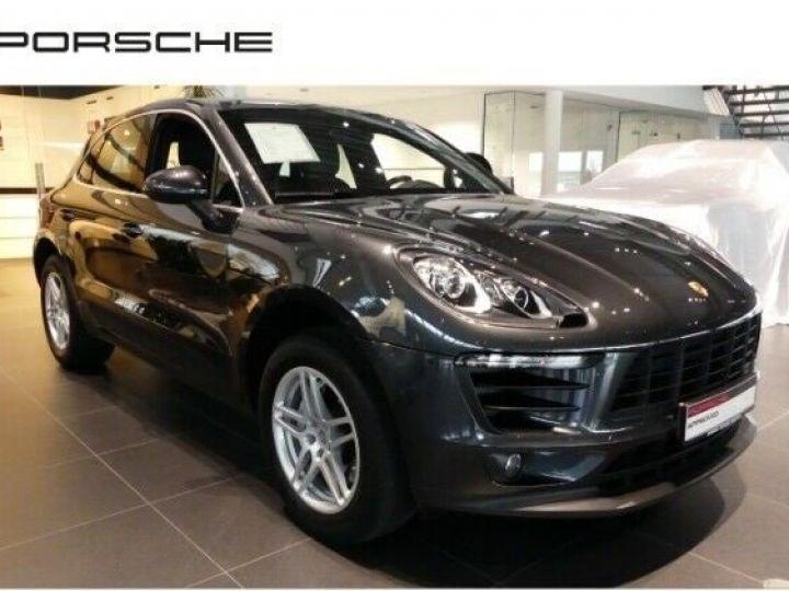 Porsche Macan # Inclus livraison à votre domicile et carte grise # 1ere Main Gris Peinture métallisée - 4