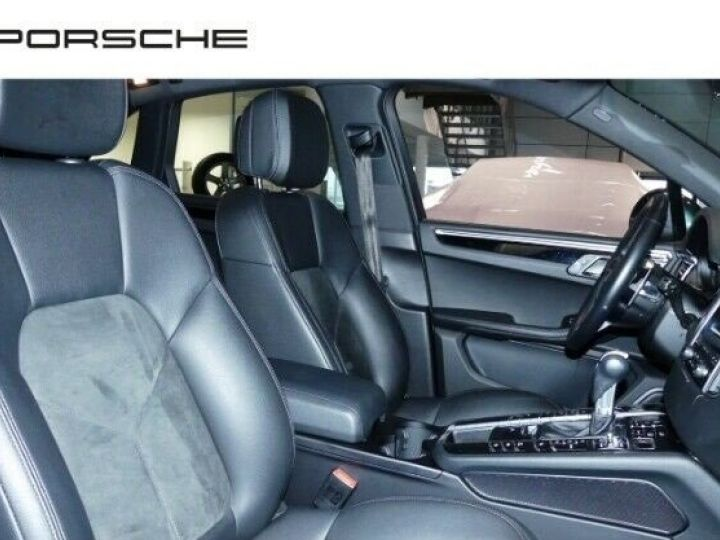 Porsche Macan # Inclus livraison à votre domicile et carte grise # 1ere Main Gris Peinture métallisée - 8