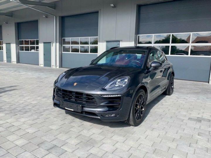 Porsche Macan MACAN GTS 3.0 360 CH Gris - 1