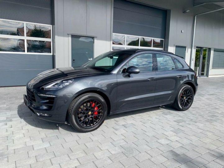 Porsche Macan MACAN GTS 3.0 360 CH Gris - 2