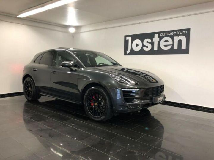 Porsche Macan MACAN GTS , TOIT OUVRANT , GARANTIE  gris volcano - 1