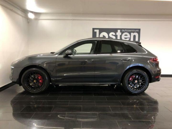 Porsche Macan MACAN GTS , TOIT OUVRANT , GARANTIE  gris volcano - 4