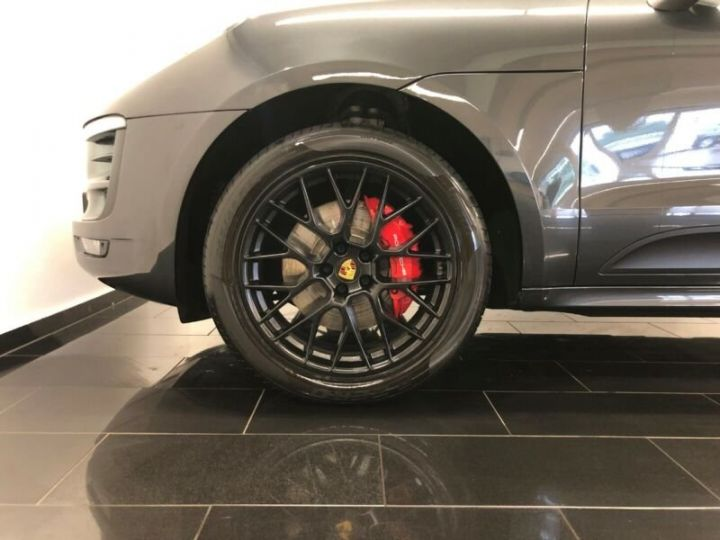 Porsche Macan MACAN GTS , TOIT OUVRANT , GARANTIE  gris volcano - 5