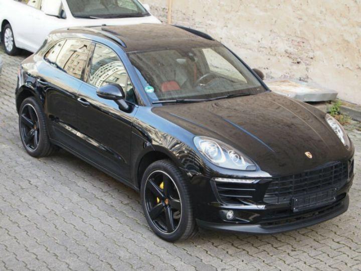 Porsche Macan MACAN S  noir - 2