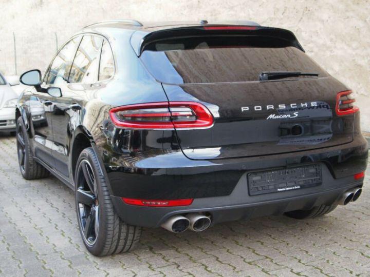 Porsche Macan MACAN S  noir - 3