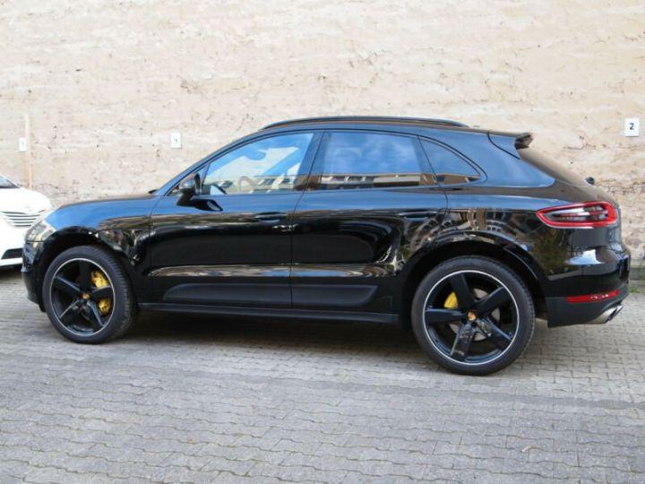 Porsche Macan MACAN S  noir - 4
