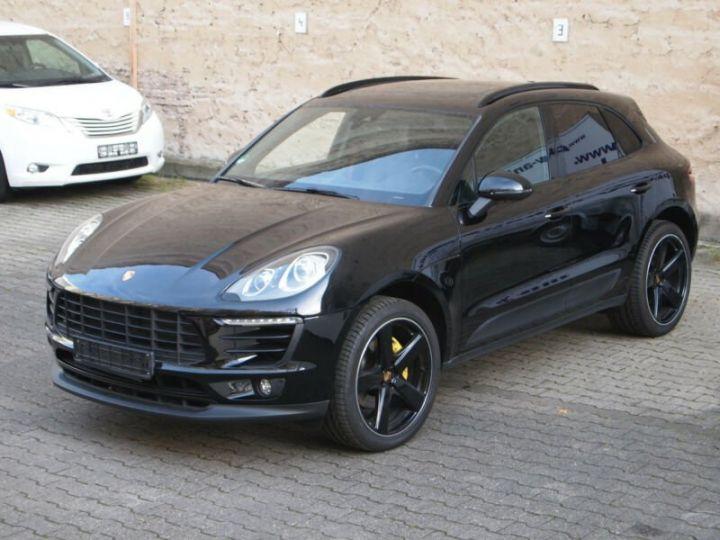 Porsche Macan MACAN S  noir - 5
