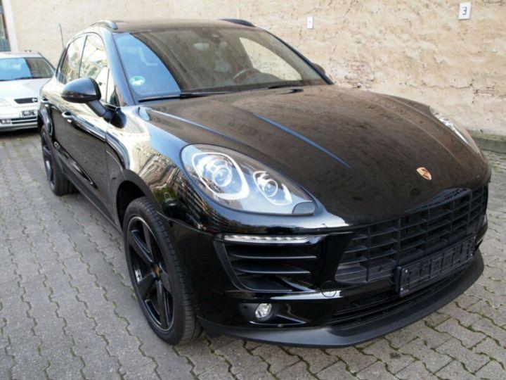 Porsche Macan MACAN S  noir - 6