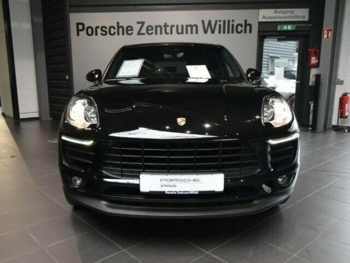 Porsche Macan MACAN S 258 * TOIT OUVRANT *  noir - 4