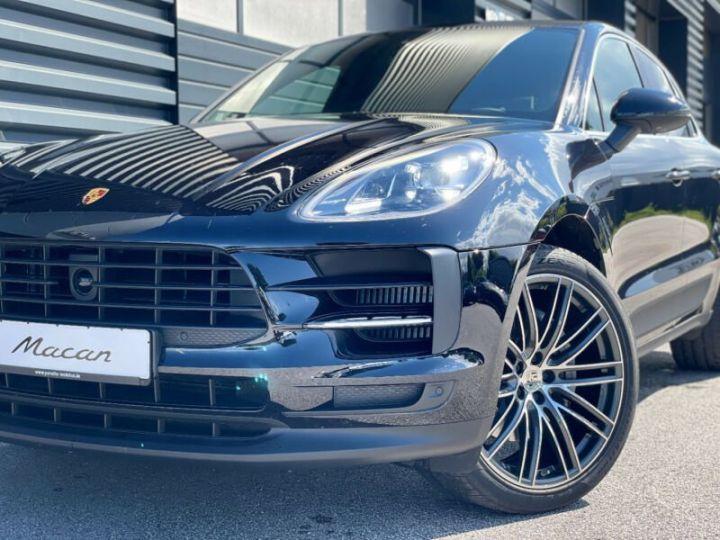 Porsche Macan macan S garantie porsche approved 12 mois  noir - 2