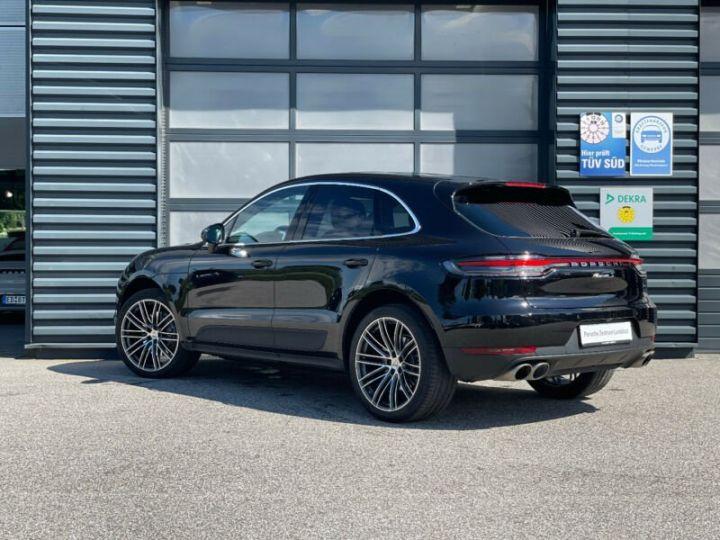 Porsche Macan macan S garantie porsche approved 12 mois  noir - 3