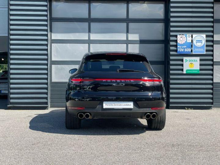 Porsche Macan macan S garantie porsche approved 12 mois  noir - 4