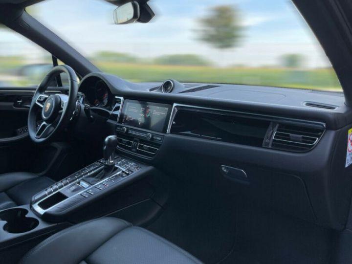 Porsche Macan macan S garantie porsche approved 12 mois  noir - 5
