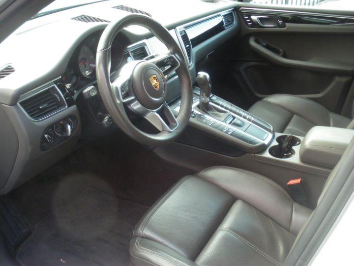 Porsche Macan MACAN S TDI 260 CV Blanc - 3