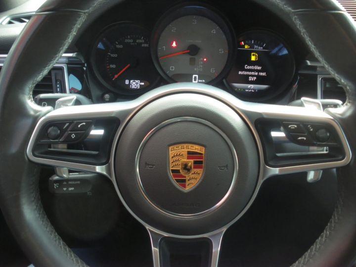 Porsche Macan MACAN S TDI 260 CV Blanc - 16