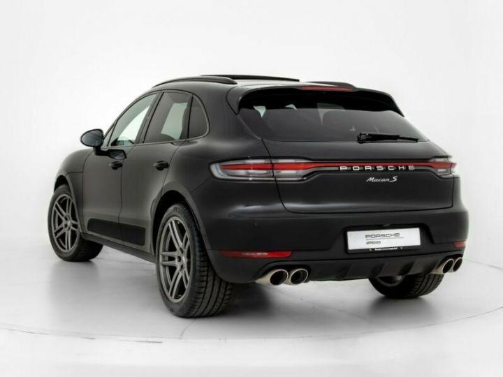 Porsche Macan macan s toit ouvrant  noir - 12