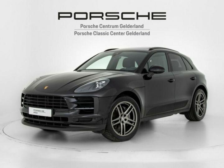 Porsche Macan macan s toit ouvrant  noir - 14